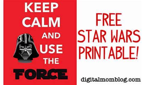 wars printables free day of school printable signs