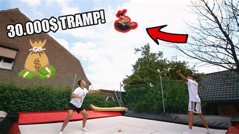 crazy backyard ideas most expensive trolines crazy tricks youtube backyard ideas gogo papa