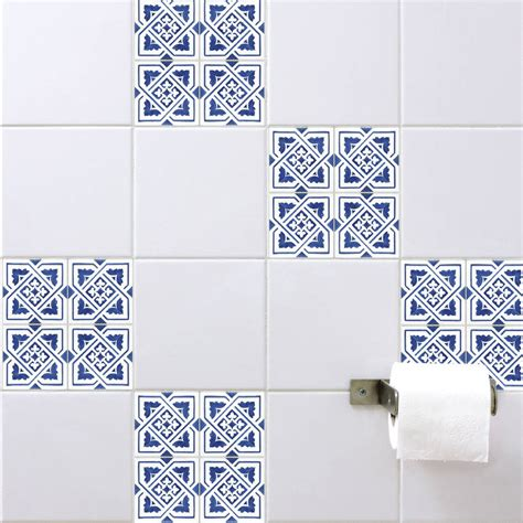 Transfers For Tiles In Bathroom Peenmedia Com Tile Stickers For Bathroom
