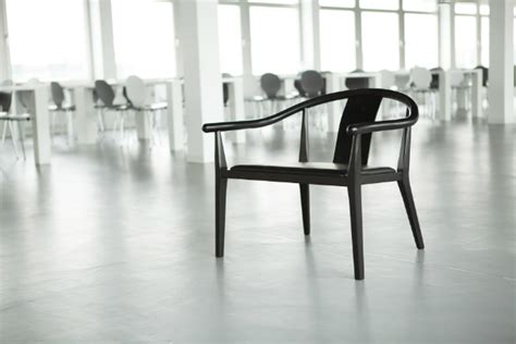 sedie nere dalani sedie nere in una seduta di design