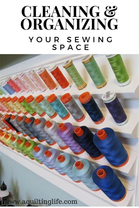 organizing your space tips for organizing your sewing space a quilting life