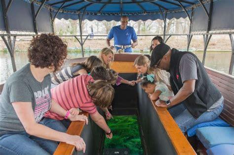 glass bottom boat san antonio aquarena springs glass bottom boat receives new life after