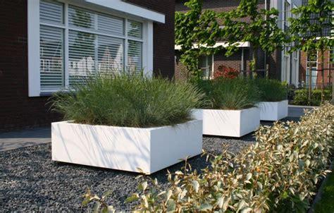 strakke tuin plantenbakken de projecten elmer van veen tuinen