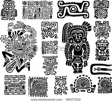 purepecha tribal tattoos 1000 images about creative images to use on