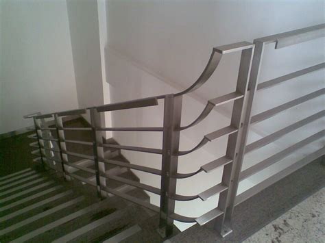 Steel Banister Rails by Stainless Steel And Glass Railing Manufacturers In