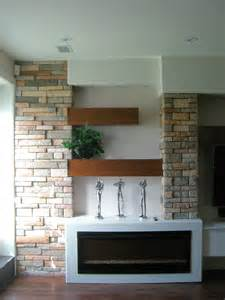 Shelving Ideas For Small Bathrooms modern contemporary wall unit with stone elements reeces