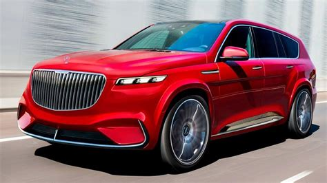 mercedes maybach will reveal a new luxury suv concept soon