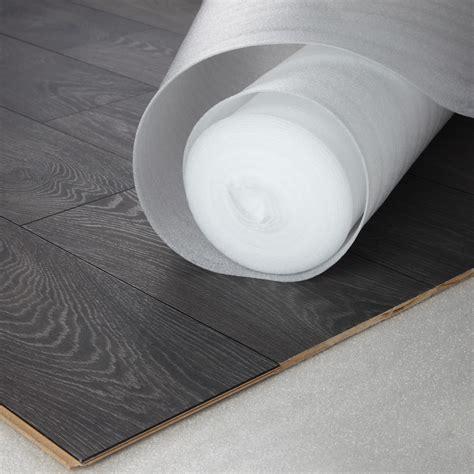 white foam laminate flooring underlay 50 fast uk
