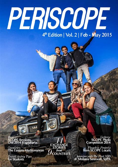 Be Active With Cimsa periscope indonesia 4th edition vol 2 by cimsa indonesia