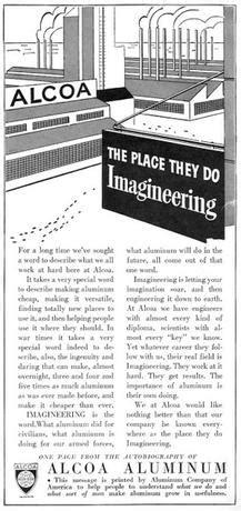 alcoa times imagineering