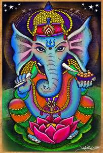 Ganesh On Lotus 301 Moved Permanently