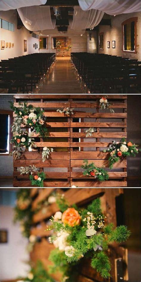 Decoration Avec Des Palettes by D 233 Coration Mariage Avec Palettes Lovely Day