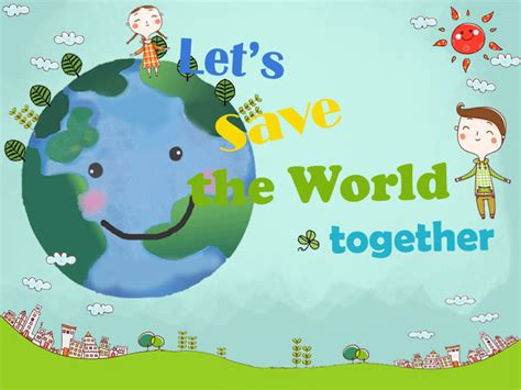 saving the world research and report writing let save the world