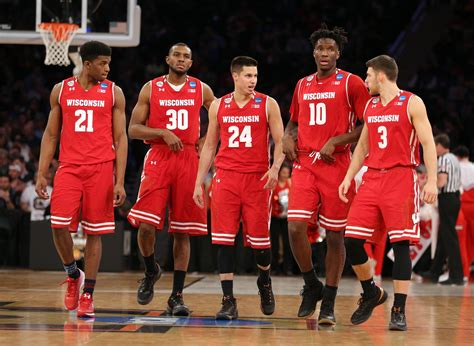 Wisconsin Vs Florida Mba by What Is The Score Of The Wisconsin Badger Basketball