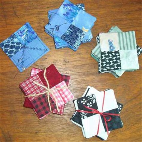 Quilted Coaster Pattern by Quilted Coaster Pattern Craft Ideas