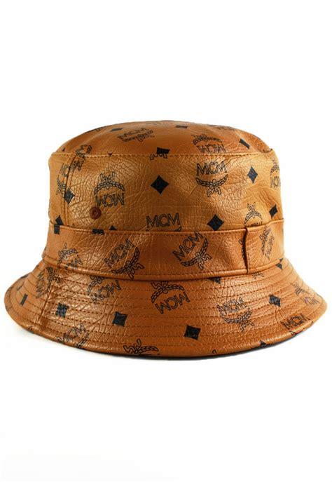 vintage mcm hat