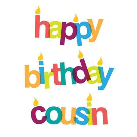 Birthday Cousin Quotes Gorgeous Happy Birthday Cousin Quotes Quotesgram