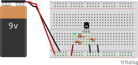 connect resistors on breadboard how to breadboard
