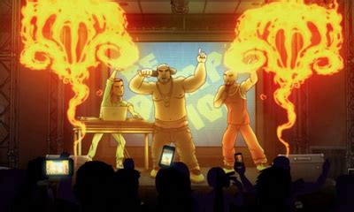 red band trailer fxs  animated series chozen