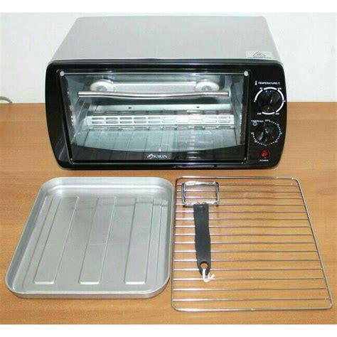Kirin Oven Kbo 90 M 9 Liter Hitam kirin kbo 90m oven listrik abu abu 9 l kbo90m kbo