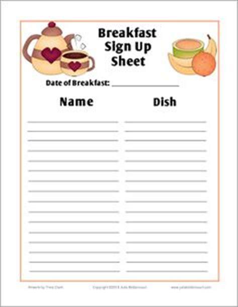 printable christmas sign up sheets editable printable sign up sheet for potluck church