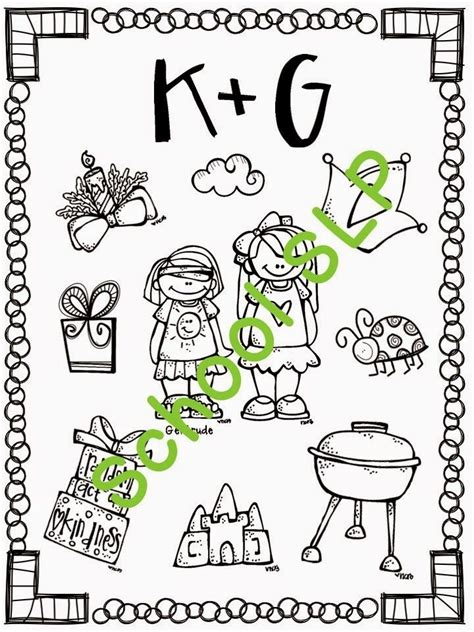 articulation coloring page pin by nicole dade therapy inc on slp articulation