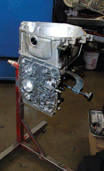 transmission work bench how to start rebuilding ford aod transmissions
