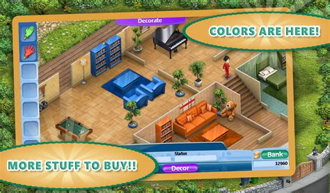 house layout for virtual families 2 amazon com virtual families 2 our dream house appstore