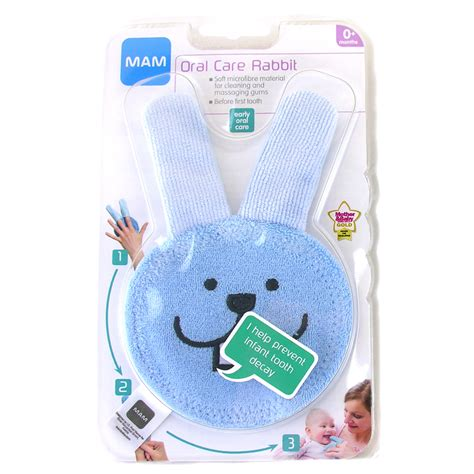 Mam Care Rabbit Pink mam care rabbit choice of colours one supplied new