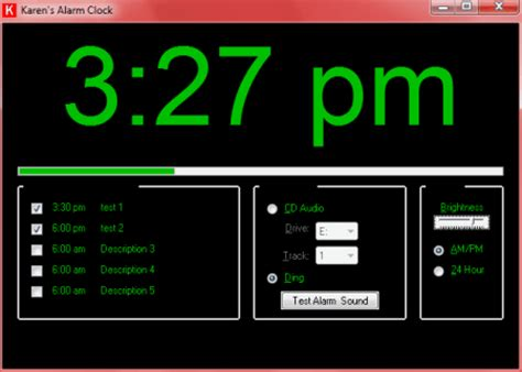 30 best free alarm clock software