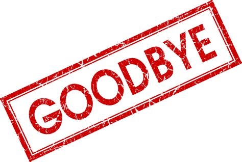 images of goodbye goodbye png images free