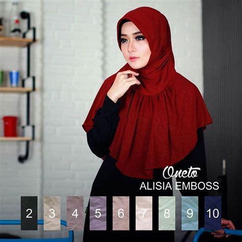 Jilbab Instan Pendek 20 Model Jilbab Instan Terbaru Di Tahun Ini Fashion