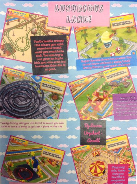 theme park ks2 ipads in education using a computer game as a writing