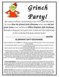 Party invitation christmas at school pinterest grinch party