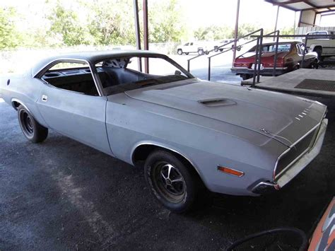 1970 dodge challenger for sale classiccars cc 889267