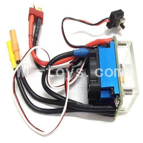 Rc Car Wl L202 L959 L969 L979 Spare Part wltoys l959 rc car parts wl toys l959 l202 parts 37 brushless esc