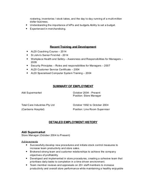 Resume Dorothy by Dorothy Robson Resume Oct 2014