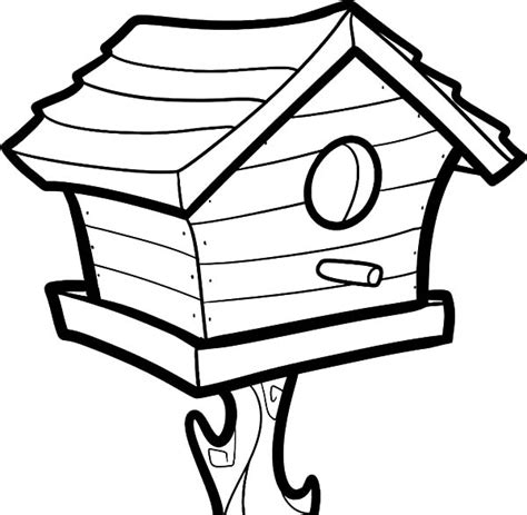 free coloring pages bird houses big bird house coloring pages big bird house coloring