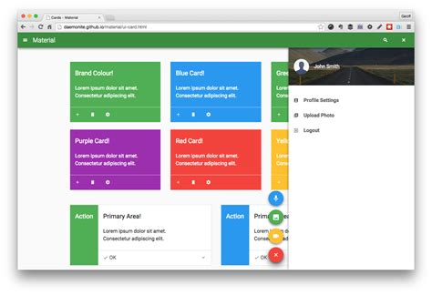 material design layout exles project material farcry skeleton dev farcry dev forum