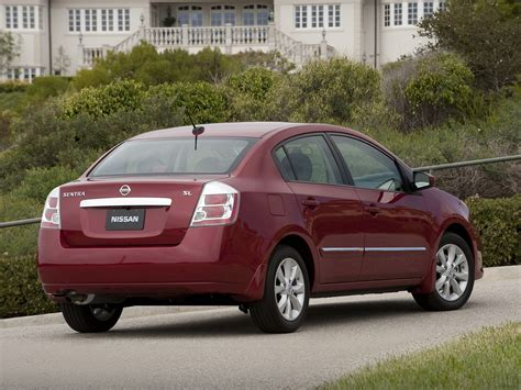 2011 Nissan Sentra Price Photos Reviews Features