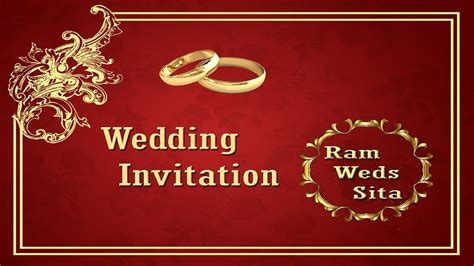 create wedding invitation card using photoshop how to create a wedding invitation card front page in