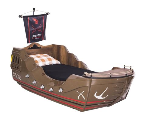 Pirate Ship Bed Kids Bed Pirate Ship Bed