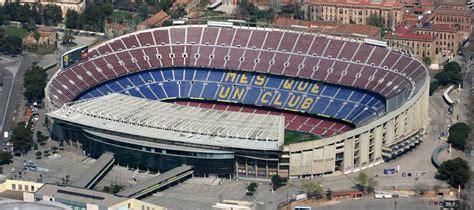 c nou stadium seat map c nou f c barcelona travel guide football tripper