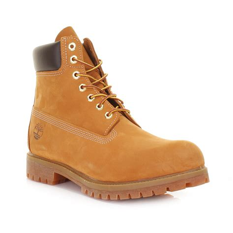 timberland icon 6 inch premium mens boot mens timberland icon 6 inch premium wheat nubuck leather