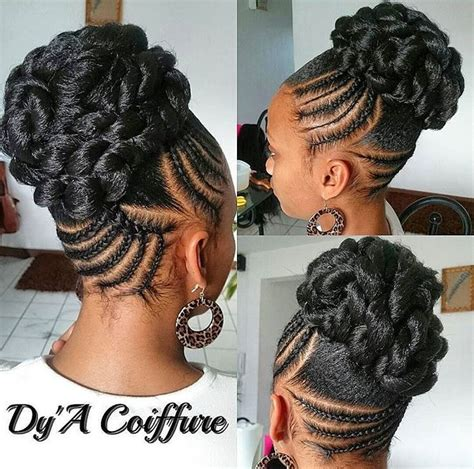 Hairstyles For Black Updo by 25 Trendy Updo Hairstyles For Black Afrocosmopolitan