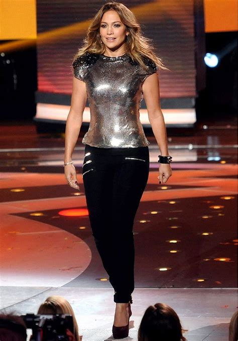Jlo Psyched About American Idol by American Idol Salary Tops 17 Million Report