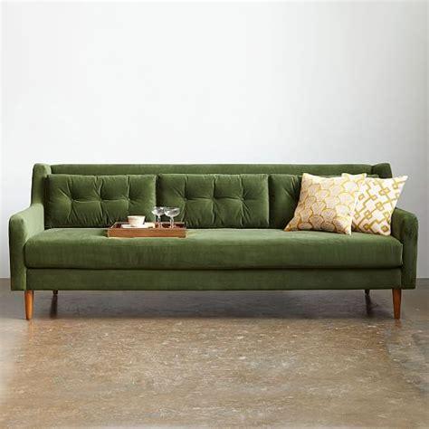 west elm crosby sofa crosby mid century sofa 92 quot west elm