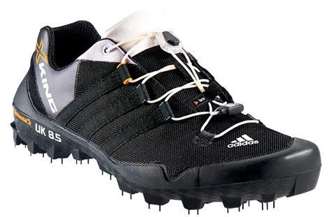 adidas runs w new stealth rubber terrex trail cross mtb shoes continental tire collaboration