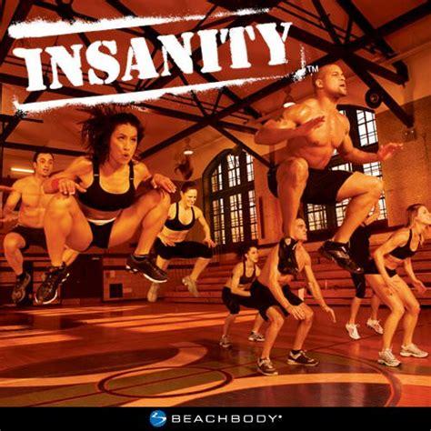 Beachbody Insanity By Sahun T insanity workout dvd days to fitness