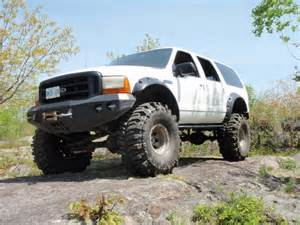 ford excursion on 44x19 5 16 boggers 4x4 6 quot icon vehicle